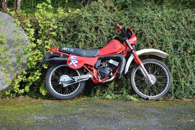 Honda MTX (CR) Trail (A475 JWY),