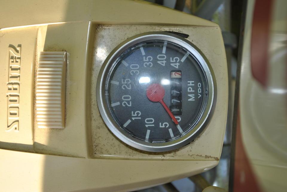 Bonhams : c 1975 Honda 49cc Amigo II Moped Frame no  PF50-A27657