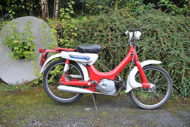 Honda Peddle & Pop