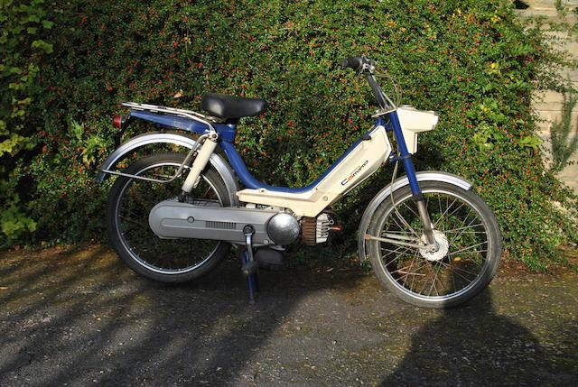 Honda Camino (Blue)