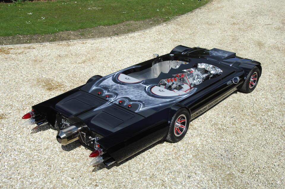 1963 Hillman Imp 'The Flatmobile'  Chassis no. 411010491HSO Engine no. L3413806912E5A4