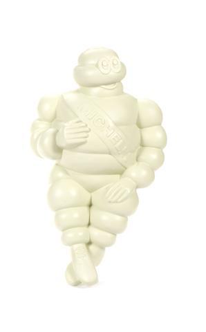Bibendum statue,
