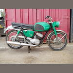 Yamaha 250cc YDS3 Frame no. Y23-13233 Engine no. D9-13233