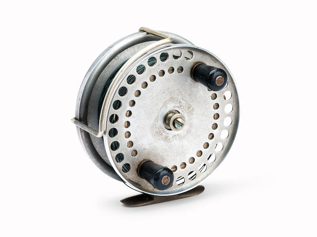 A Hardy The 'Longstone Dorado' 5in. alloy reel