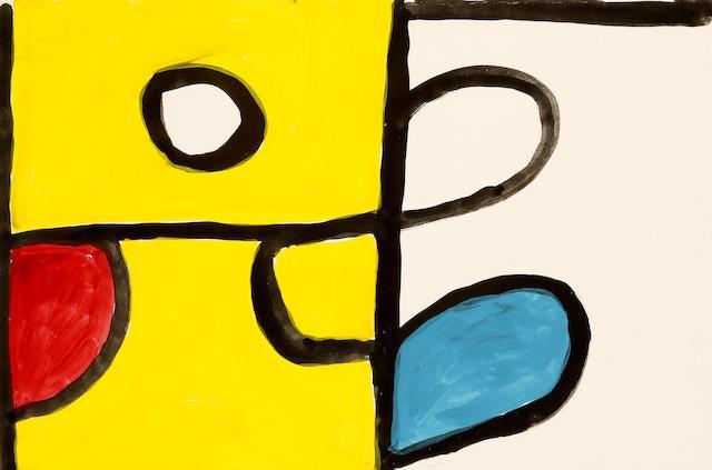 Paddy Bedford (circa 1922-2007) Untitled, 2003