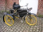 c.1901 De Dion Bouton Tricycle, Engine no. 759