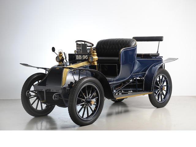 1904 Wilson-Pilcher 12/15HP