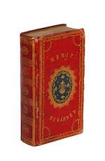 BINDINGS WANOSTROCHT (NICOLAS) La liturgie, morocco prize binding, 1794