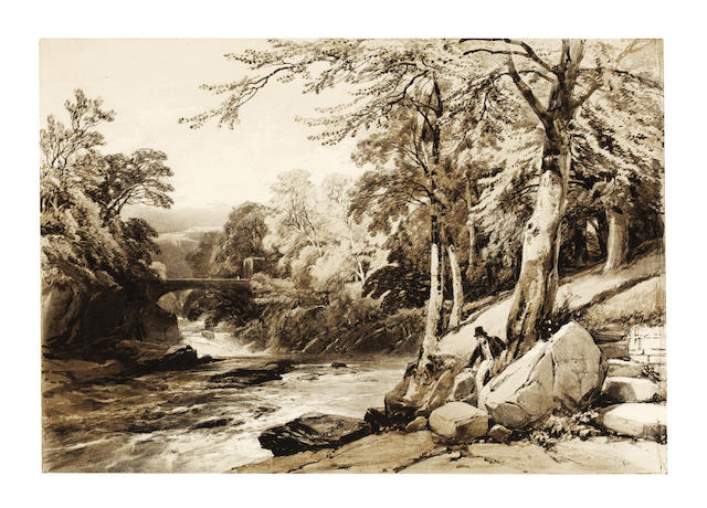 HARDING (JAMES DUFFIELD) The Park and the Forest, 1841