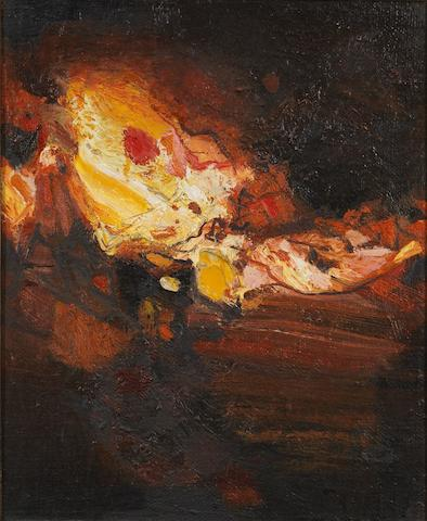 Chu Teh-Chun (Zhu Dequn, b.1920) Rhythm of Life