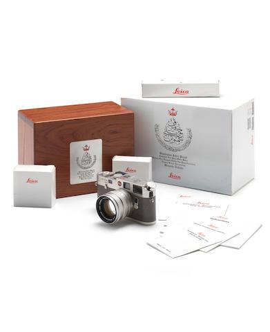 Leica M6 - Sultan of Brunei Commemorative edition,