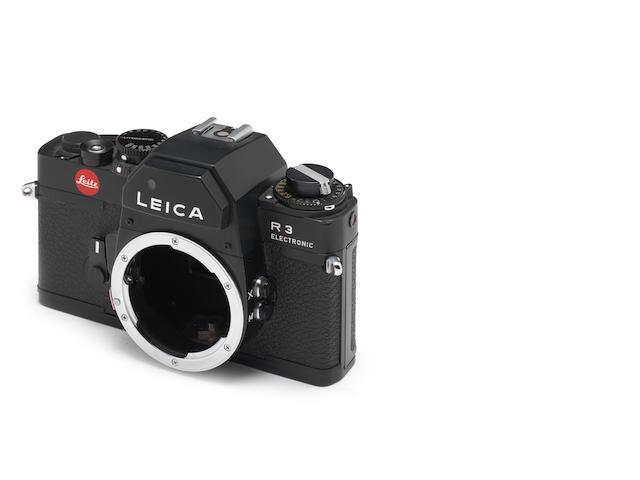 Leica R3 - A Dummy Model,