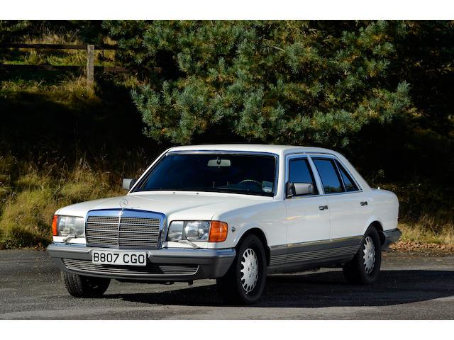 Mercedes 500SEL