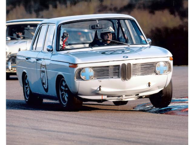 1965 BMW 1800 Ti/SA Competition Saloon, Chassis no. 995176 Engine no. LHO122