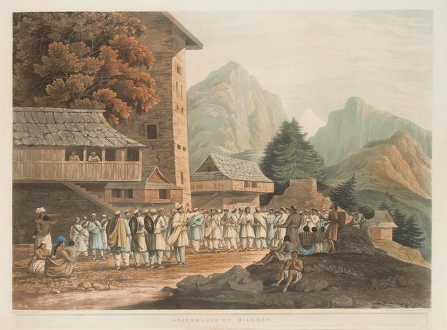 Fraser's Himalayas