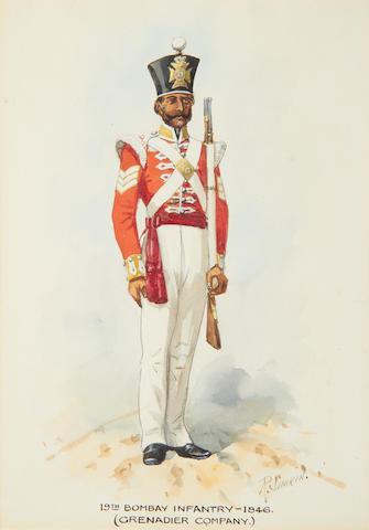3 military costume, Simpkin
