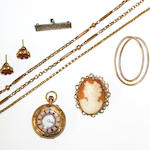 Group lot of jewellery
