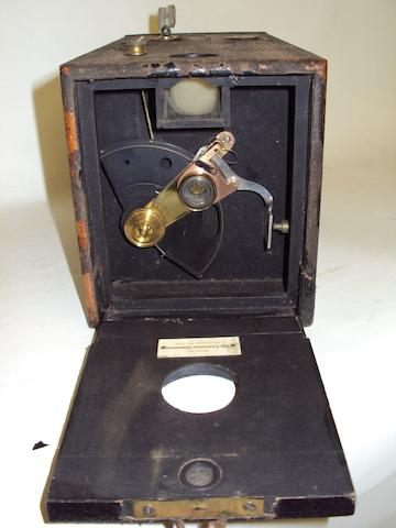 An Eastman Kodak No.1 camera