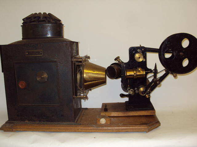 An Empire Cinematograph lantern