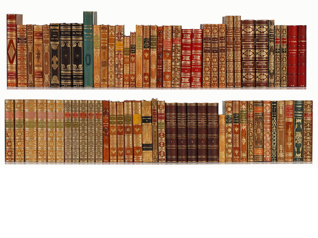 BINDINGS DAHN (FELIX) En kamp om rom, 4 vol. in 2, 1881; and others (quantity)