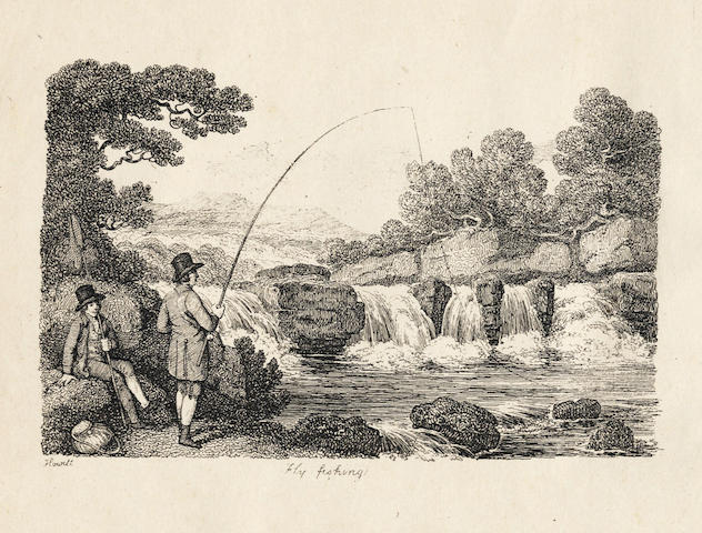 HOWITT (SAMUEL) The Angler's Manual; or, Concise Lessons of Experience, which the Proficient in the Delightful Recreation of Angling Will Not Despise, 1808