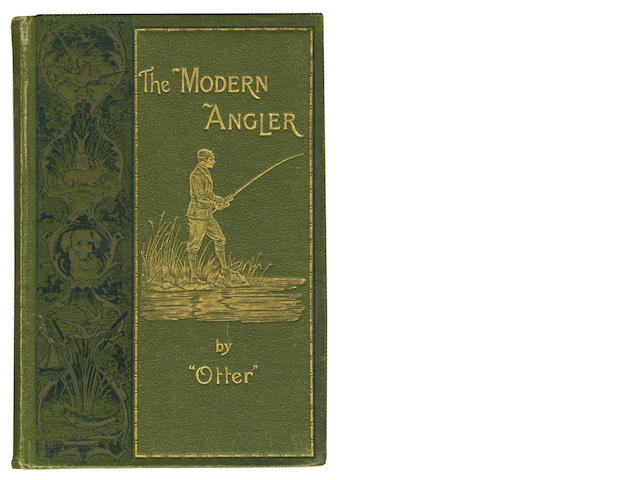 "ALFRED (H. JERVIS)] ""Otter"" The Modern Angler, 1898--NOPKINS (F. POWELL) Fishing Experiences of Half a Century, 1893--STEWART (W.C.) The Practical Angler, tenth thousand, 1893; and others (15)"