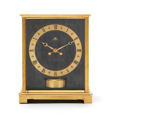 Jaeger-LeCoultre. An Atmos clock