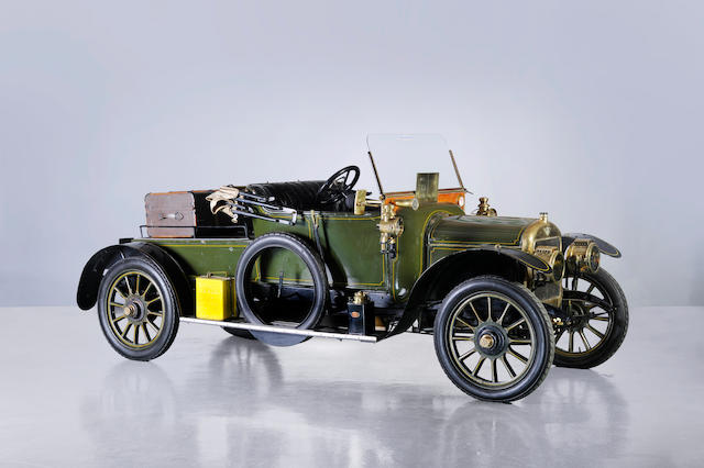 1913 Austin 10hp Coquette, Chassis no. 11131 Engine no. 11221