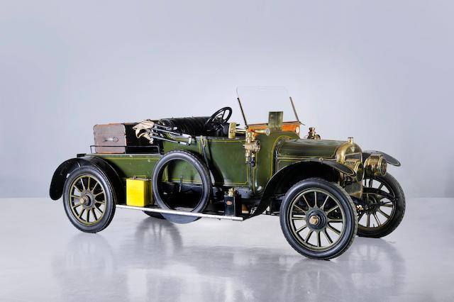 1913 Austin 10hp Coquette, Chassis no. 11131 Engine no. 11221