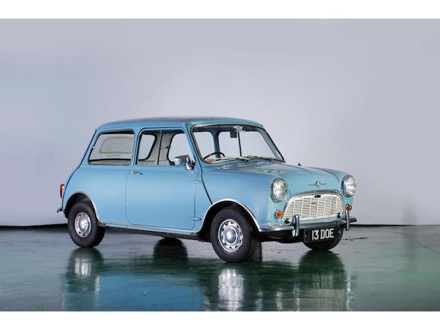 1961 Morris Mini Minor