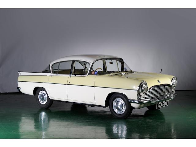 1962 Vauxhall Cresta Saloon