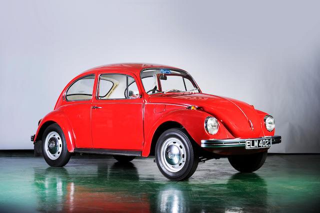 1970 Volkswagen Beetle Saloon
