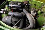 1984 Trabant 601S Saloon  Chassis no. 3402978 Engine no. 3366388