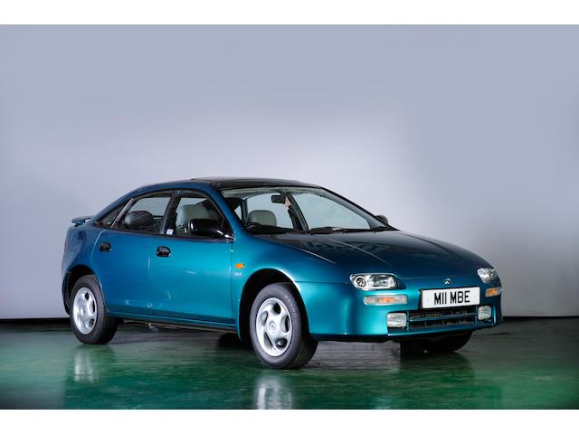 1994 Mazda 323F Hatchback