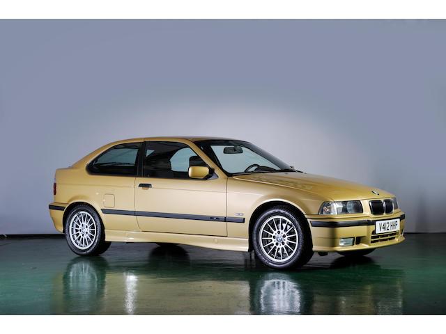1999 BMW 323i Compact Auto (LHD)