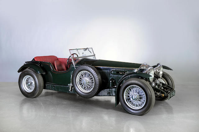 1931 Invicta 4.5-litre Model S Tourer
