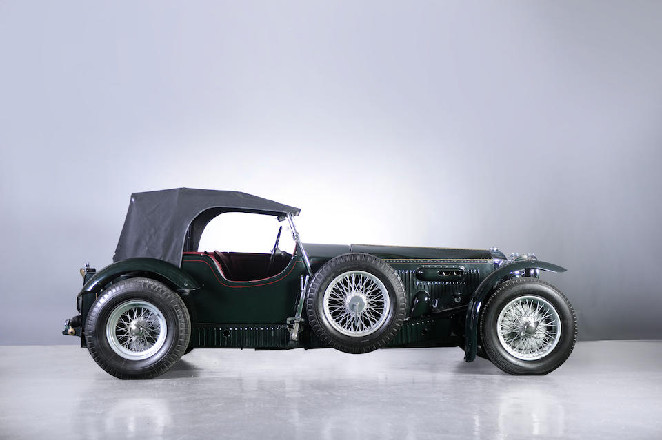1931 Invicta 4½-Litre S-Type Low-chassis Tourer  Chassis no. S46 Engine no. 7423 (see text)