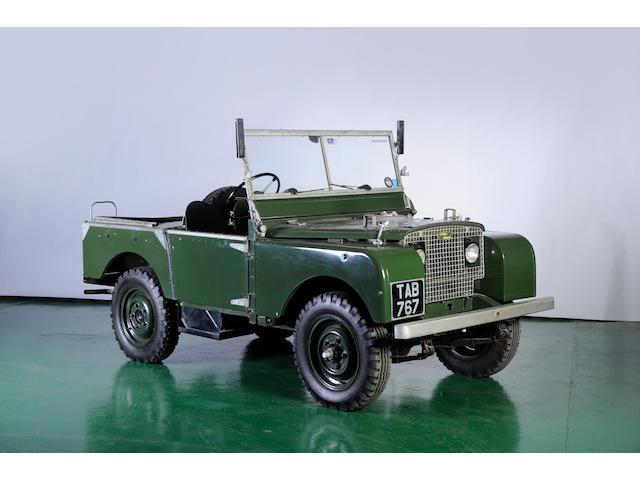 """1949 Land Rover 81"""""""
