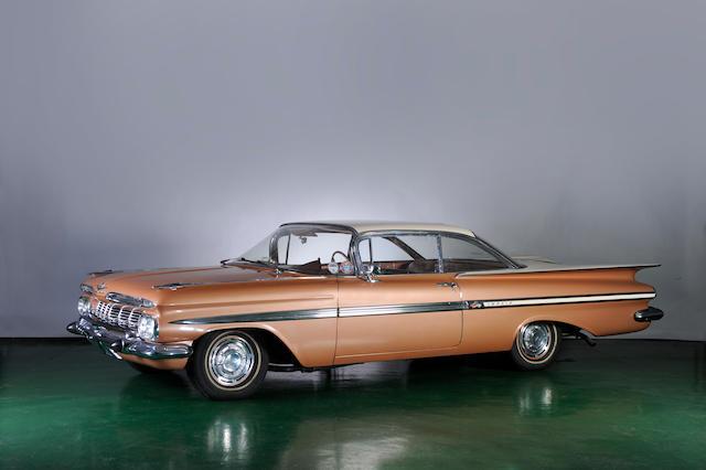 1959 Chevrolet Impala Coupe