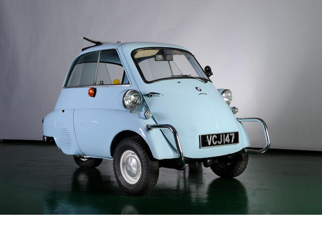1959 Isetta Bubble Car