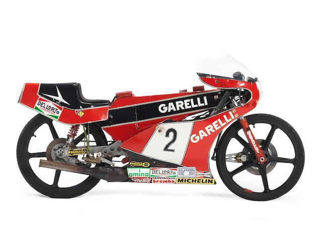 Ex-Angel Nieto 1983 Garelli 50cc (Constructor's Championship)