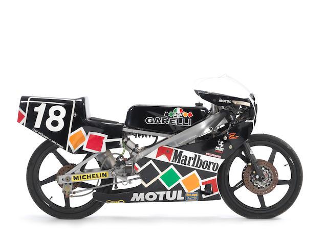 1985 Garelli G125 Telaio Honda