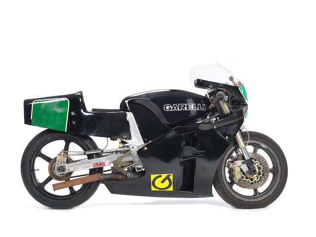 1985 Garelli G250 Nera