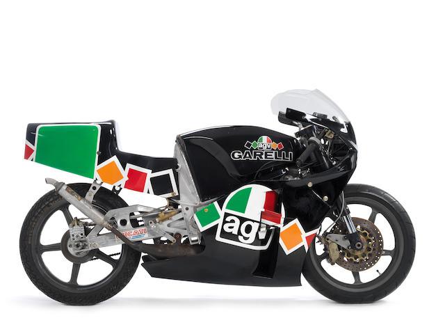 1988 Garelli 250cc Grand Prix Racing Motorcycle Frame no. G250GP 003