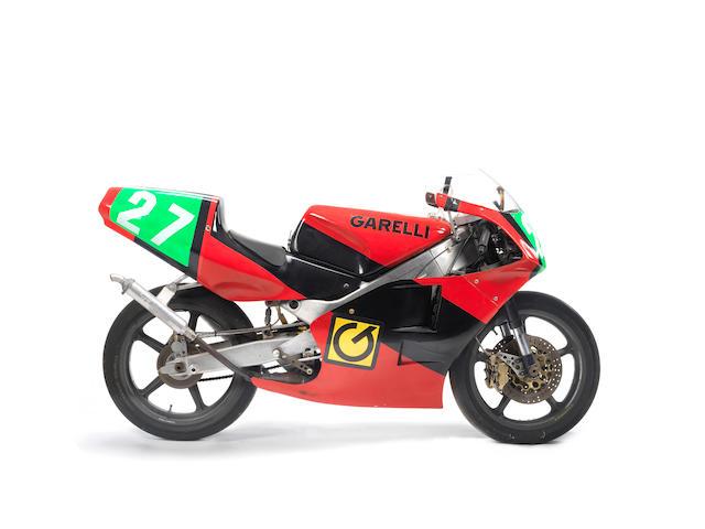 1984 Garelli G250 Rossa Nera
