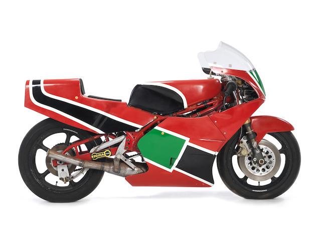 1989 Garelli G250 Galinelli