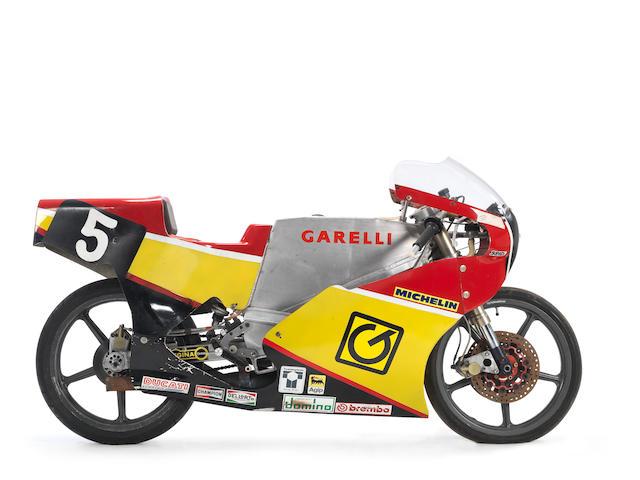1986 Ex-Fausto Gresini 125cc (Non Championship Winning)