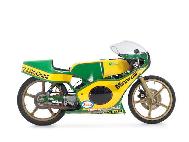 1982 Minarelli 125cc Bicil