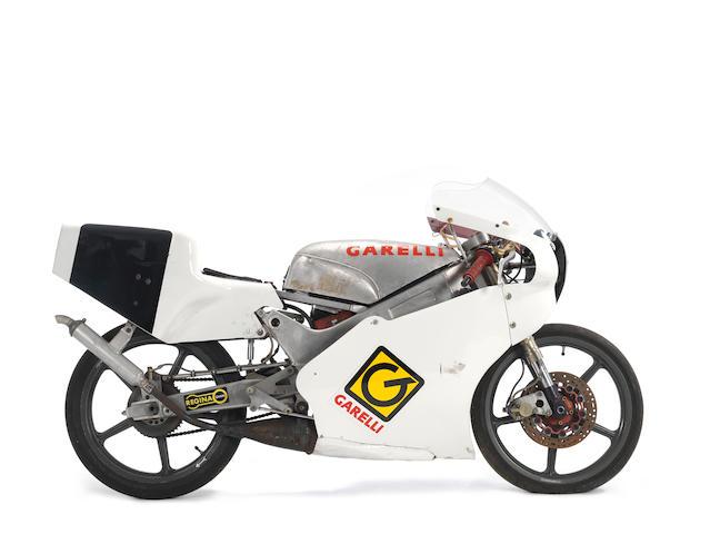 1988 Garelli G125 (Non Championship Winning)
