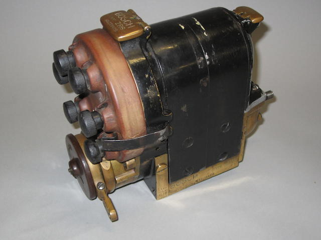 A Bosch ZR6 magneto